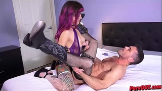 Ivy brooks acquires a hooker, lance hart