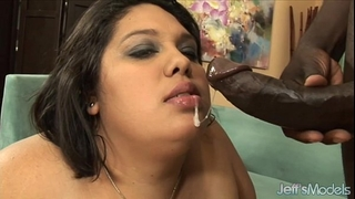 Fat arse bbw lorelai givemore takes dark knob.