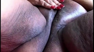 Ssbbw thinks of u fucking her soaked cookie
