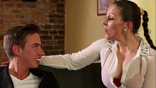 Don't touch my slutwife and my daughter film with max felicitas and valentina ross