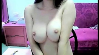 Sexy nice-looking milk wobblers live web camera BBC slut